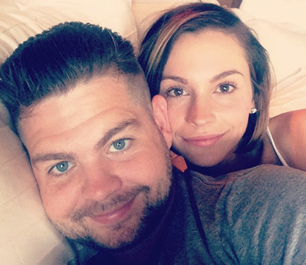 Jack Osbourne and wife Lisa